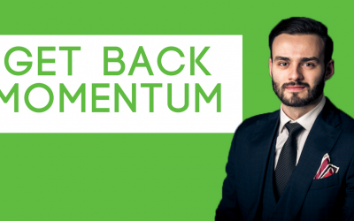 Why We Lose Momentum | Get Back Momentum In Life